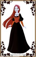 Queen Sally of Halloweentown by kaybugg1