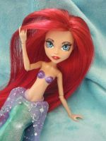 Monster High Ariel by jazzycreations