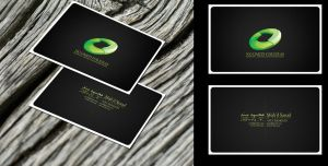 Business Card by alnassre