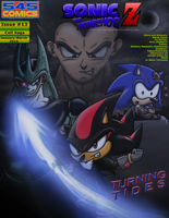 Sonic the Hedgehog Z Issue 13 Full Comic PDF by CCI545