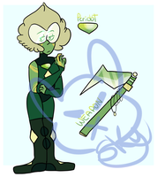 Chest Gem Peridot Adopt - CLOSED by skyphi