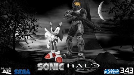 Sonic and The Master Chief (SHCEA) by RaiScott54321