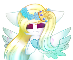 .:OC:. [[Flower crown  ]] by MLPCrystalHarmony