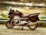 The BMW R1200RT 2011 by DiMiles
