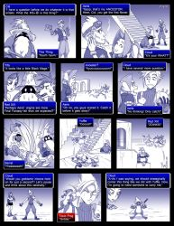 Final Fantasy 7 Page419 by ObstinateMelon