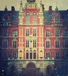 Royal College of Music by FlowerOfTheForest