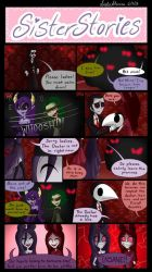 Dr Eugalp Comic Page  by SisterStories