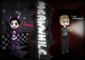 Five Nights at-.. Wait what by aharleigh2