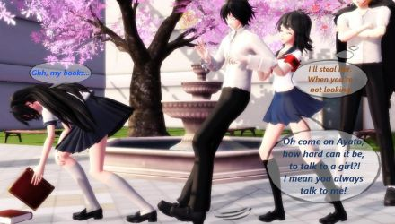 MMD-Yandere Simulator-Noo!I'm not ready! by Stefy5000