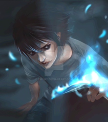 Lawliet L by ymymy