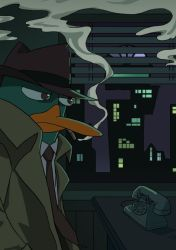 Private Inspector Detective Inquiry Agent P by Yuening