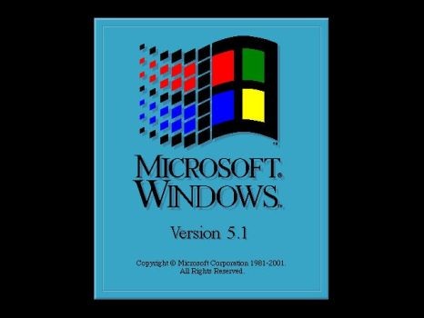 Windows 3.11 style bootskin by Tringi