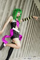 Gumi Cosplay by raveka