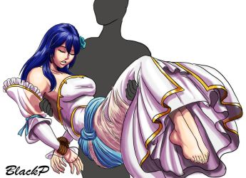 Lucina carried by BlackProf
