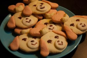 isabelle cookies! by charlomilk