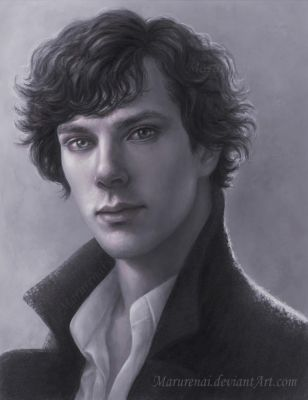 Sherlock by marurenai