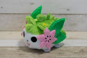 Shaymin Tsum Tsum by HollyIvyDesigns