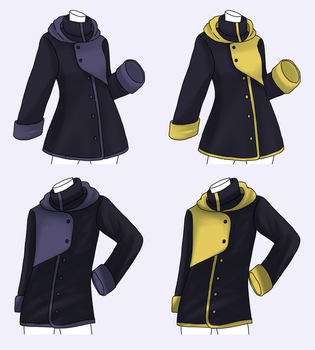 SOH: Winter Coats by soh-rp