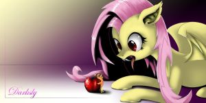 Leave my apples alone! by Darksly-z