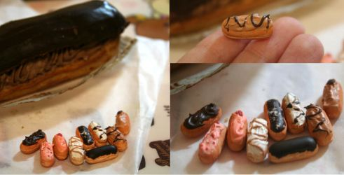 Eclairs Galore by PetiteWishes