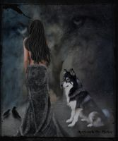 Wolf Rights of Passage by Pickyme