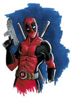 Deadpool by rz250