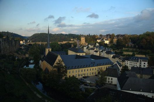 Luxembourg 1 by semik
