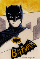 Batman '66 by Fires-storm