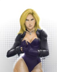 Black Canary by MAURODON