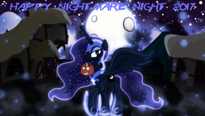 Nightmare Night 2017 Wallpaper 2 by SailorTrekkie92