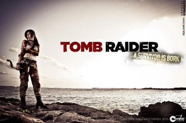 Tomb Raider: A Survivor is Born by ferpsf