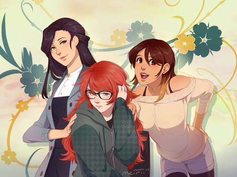 Undeclared: THANK YOU! by Meirii