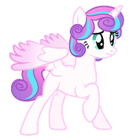 Flurry Heart by peaceouttopizza23