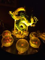 Dragon ball stand with Shenron with LED by scampy001
