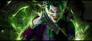 The Joker by TimeLordBella