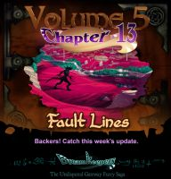 Volume 5, Chapter 13 updates begin by Dreamkeepers