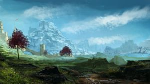 Forlorn Plains 4 by Brollonks