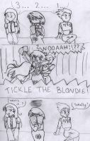 Tickle surprise by bunslake