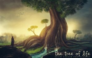 The tree of life by kevron2001