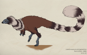 013--LEAELLYNASAURA AMICAGRAPHICA by Green-Mamba