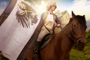 Hope of a nation - Prussia cosplay by Voldiesama
