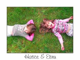 Hatice and Ebru by DragonflyPrincess