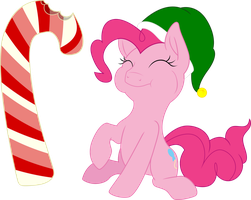 Peppermint Pinkie by TheShadowStone