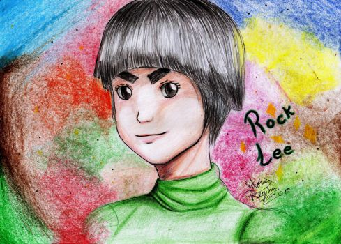 AT - Rock Lee by Vitria