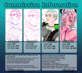 Commission information by Oritasho