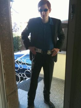 Horatio Caine Costume by Junkey