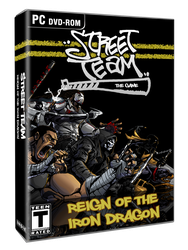 Street Team Game Cover by mase0ne
