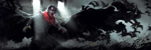 Dracula Untold by JoshCalloway