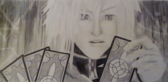 FF13 Agito by inkdeathLJlover