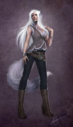 Kamiki by Charlie-Bowater